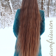 Hair lenght in winter