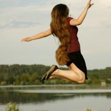 Jump high!