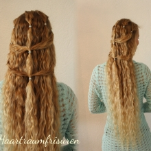 Khaleesi Wedding Hair