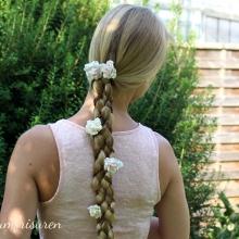 Rapunzel Braid