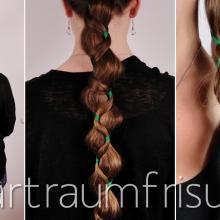 Irregular Three Strand Braid