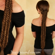 Fused Fishtail Braid