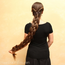 Flat Four Strand Braid