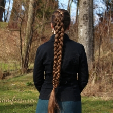 Dutch Five Strand Braid