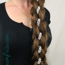 Intricate Five Strand Braid