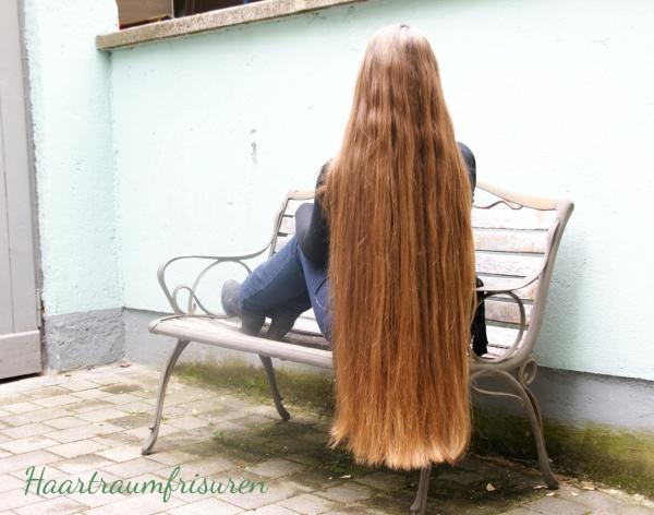 Meine aktuelle Länge