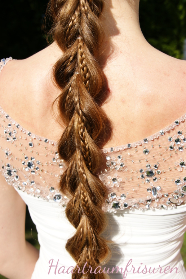 Dragon Tail Braid