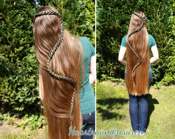 Four Strand Ribbon Lace Braid