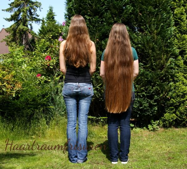 Haselnussblond und Haartraum