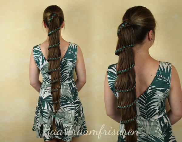 Four Strand Carousel Braid