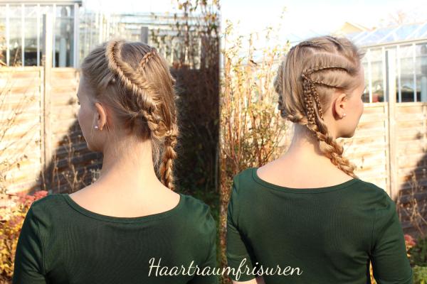 Vikings hair