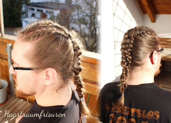 Ragnar inspired Braid