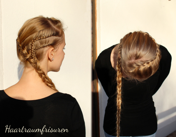 Lagertha Inspired Braid