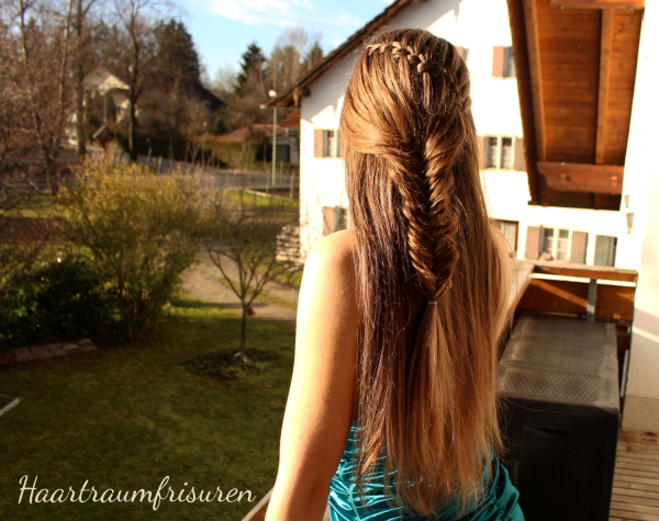 Waterfall Fishtail Combo