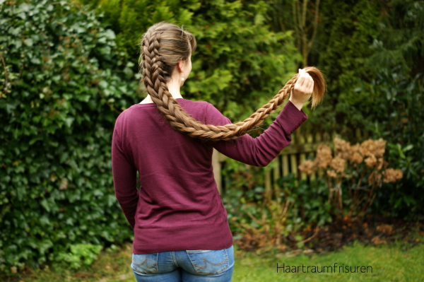 Five Strand Split Braid