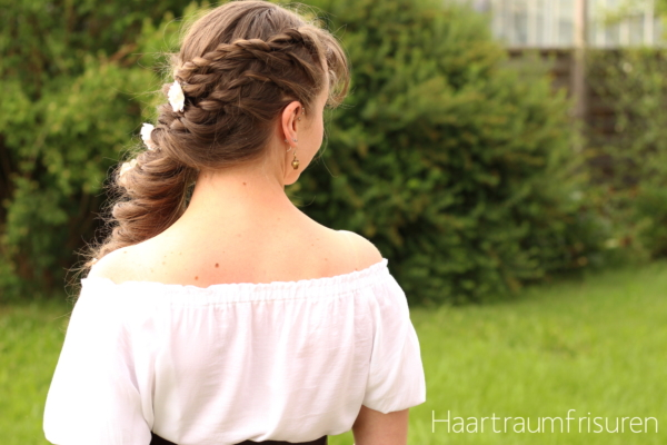 Side Elastic Braid