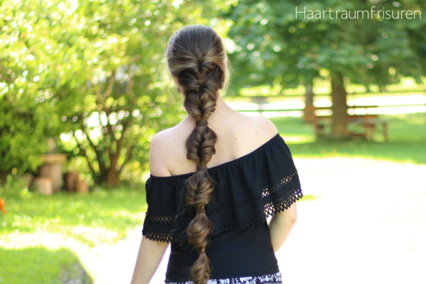 Faux Bubbly Fishtail