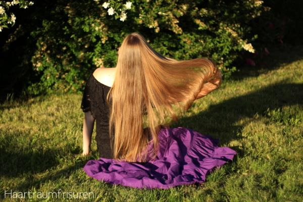 Hair Throwing