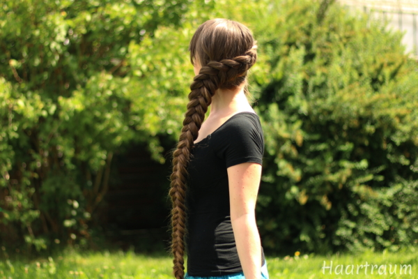 Diagonal Hybrid Braid