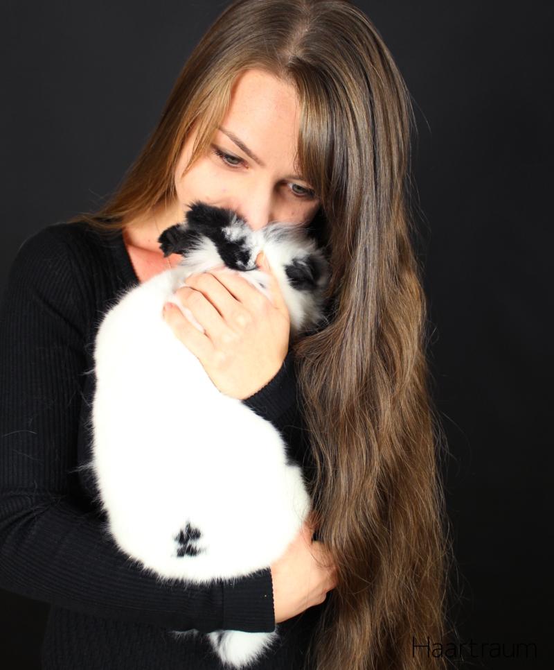 Cuddling with my love