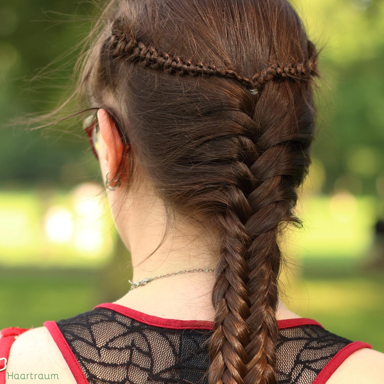 Haare flechten an der Wörder Wiese