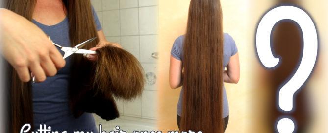 Haare kurze lange haare Lange Haare
